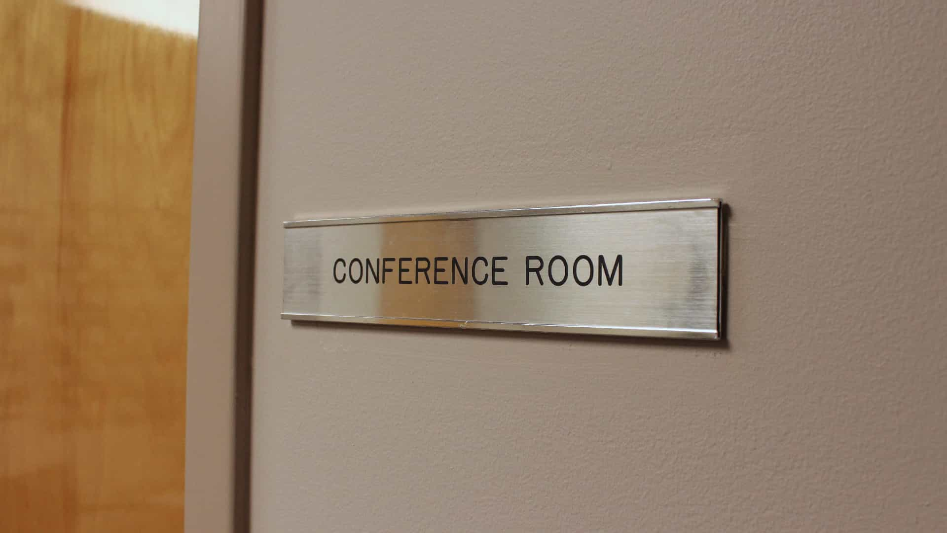 Conference Room at CEC